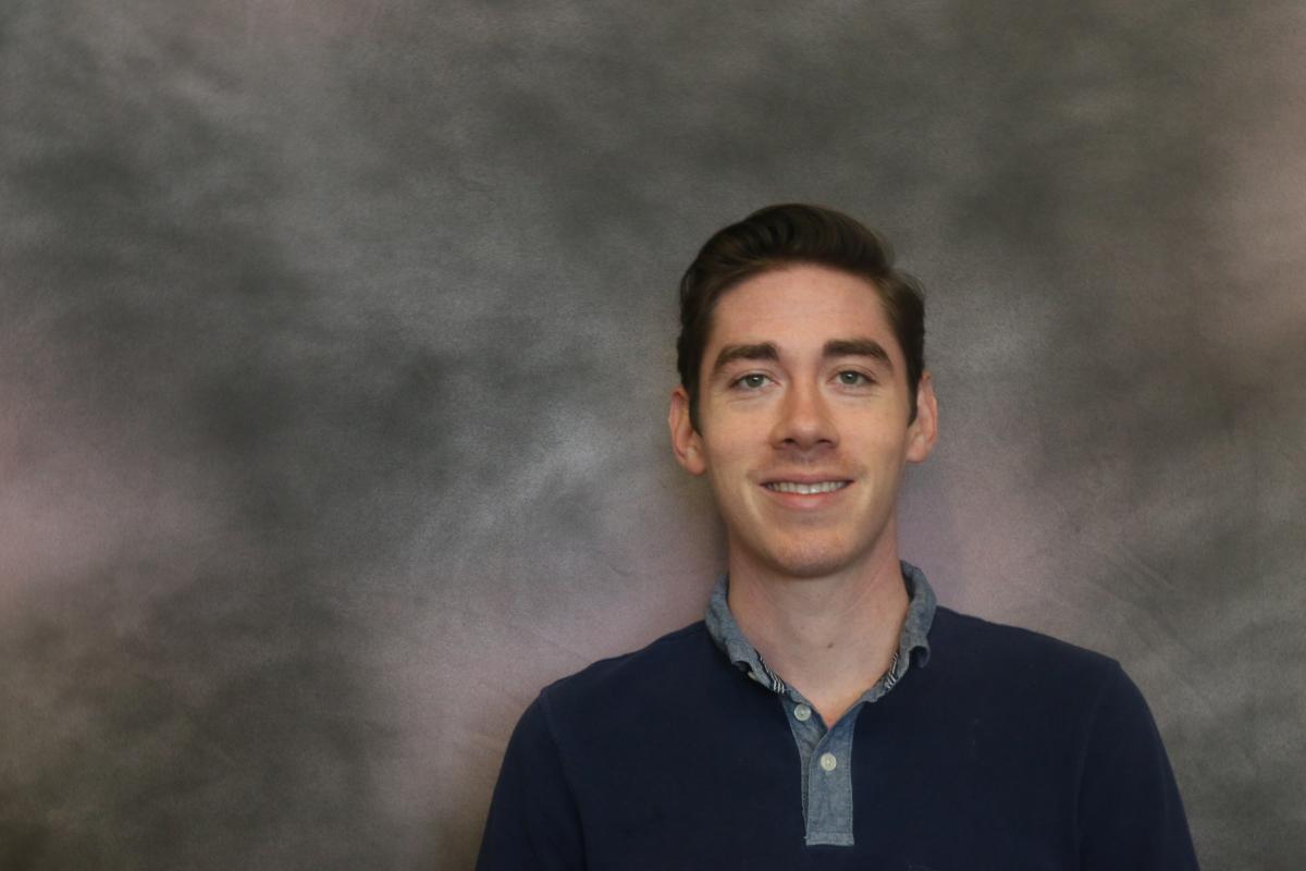 Jack McCoy, PhD graduate student