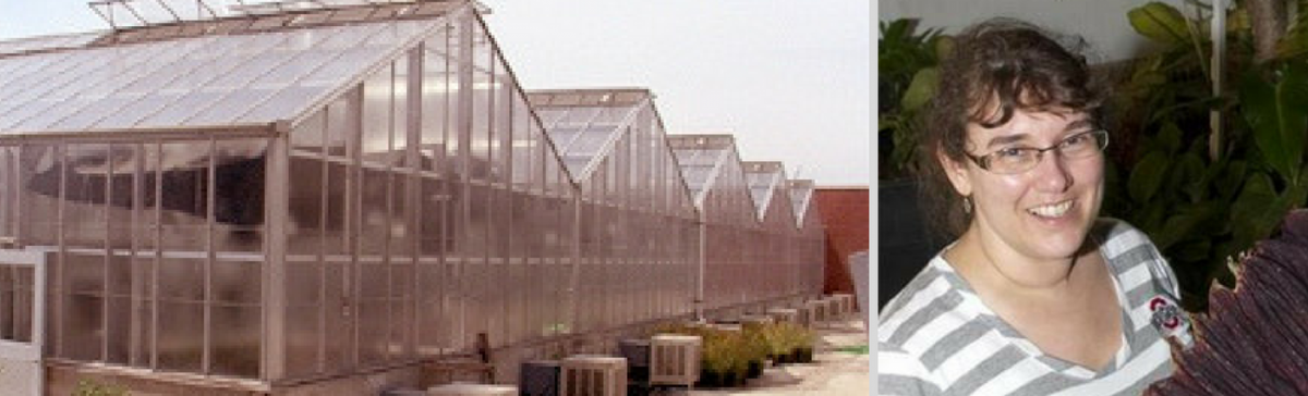 Biological Sciences Greenhouse